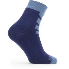 Sealskinz Waterproof Warm Weather Calcetines de tobillo, azul